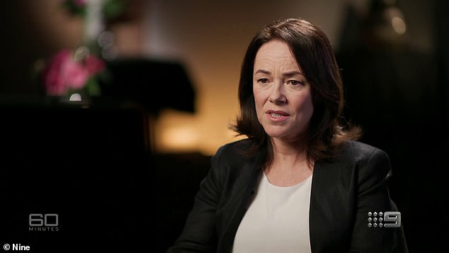 Professor Carola Vinuesa (pictured) is among the scientists who have advocated for Katheen Folbigg's release from jail