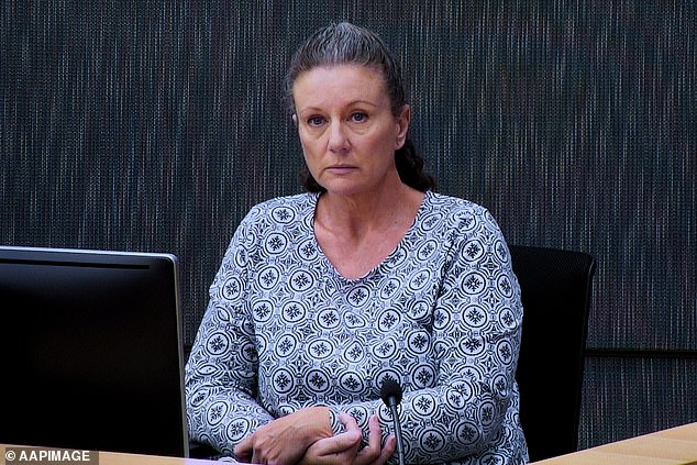 Kathleen Folbigg (pictured at a 2019 hearing) has written a four page letter to NSW Attorney-General Mark Speakman pleading for help