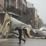 Fears Hurricane Ida could BREACH New Orleans levees on 16th anniversary of Katrina 💥👩💥