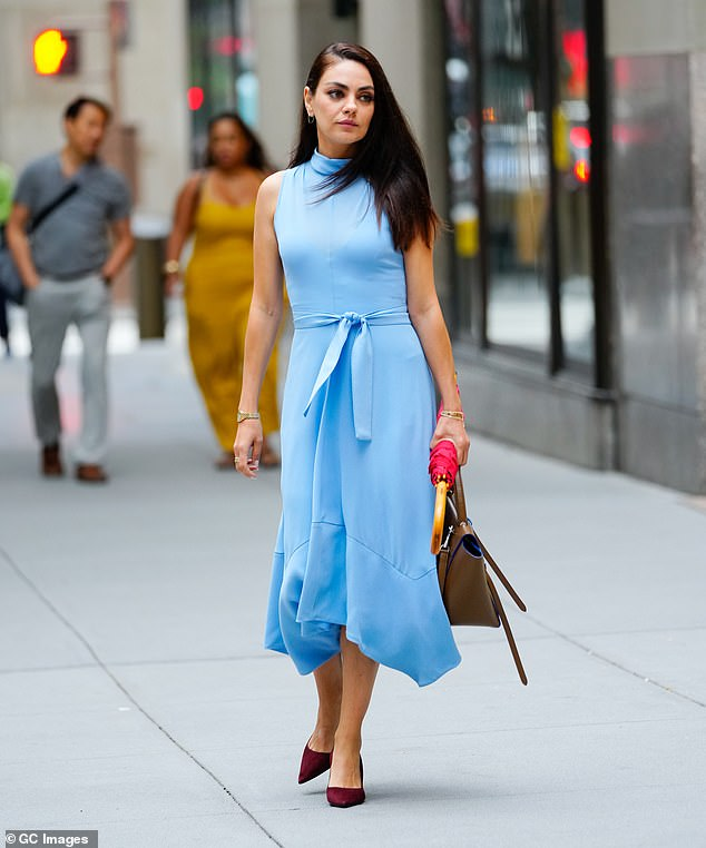 The premise: the film, Kunis plays a young woman with a flare for fashion who, at first glance, appears to have it all; buta dark truth threatens to unravel her meticulously crafted life