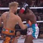 Jake Paul vs Tyron Woodley LIVE: YouTube sensation aiming for THIRD professional win 💥👩💥