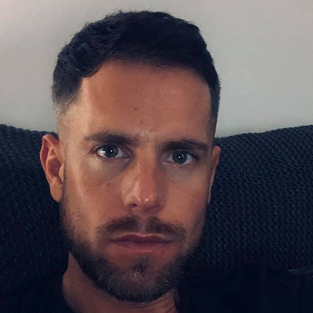 Maddie was found dead at a house alongside Ben Green (pictured), another marketing director