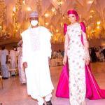 Nigerian President Muhammadu Buhari's son marries the daughter of the Emir of Bichi with 💥👩💥