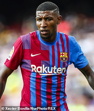 The Catalans are set to lose Emerson Royal to Tottenham