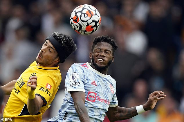 Fred helped United to a 1-0 win at Wolves in the Premier League but has not convinced some