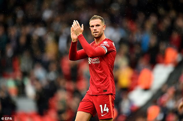 Club captain Jordan Henderson has signed a new long-term contract with Liverpool