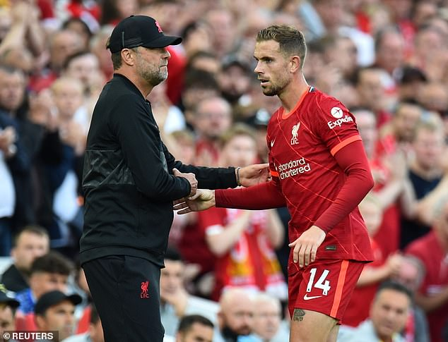 Henderson (right) has signed a reported three-year deal with the option for a fourth season