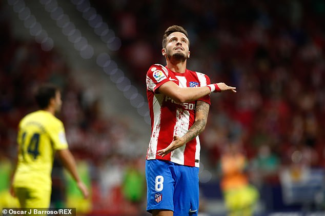 Atlético Madrid have told Saul Niguez he cannot leave the club for Chelsea this summer