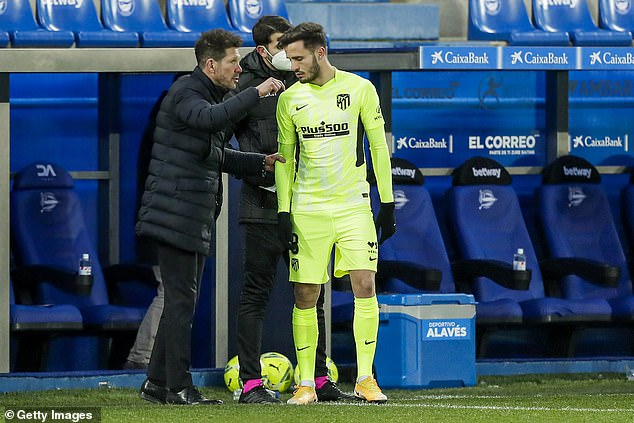 However, Atletico Madrid plan to keep their senior and key players