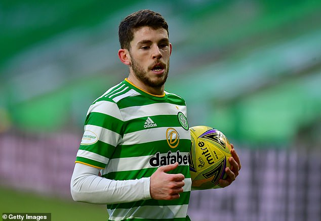 Ryan Christie is set to complete a move to Bournemouth on transfer deadline day