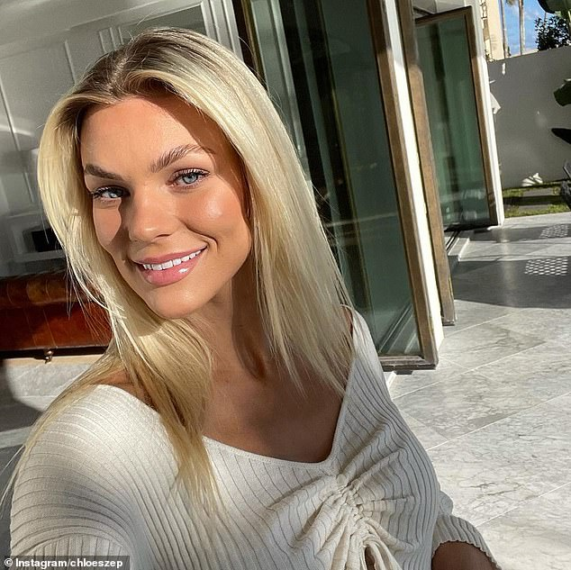 , Chloe Szepanowski reveals she sleeps in a different room to boyfriend Mitchell Orval, The Today News USA