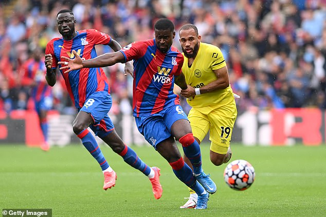 Crystal Palace coughed up when asked to pay £18m for Marc Guehi by Chelsea