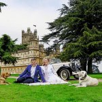 Dine like Lord and Lady Carnarvon with these recipes from her new book about Highclere Castle💥👩💥💥👩💥