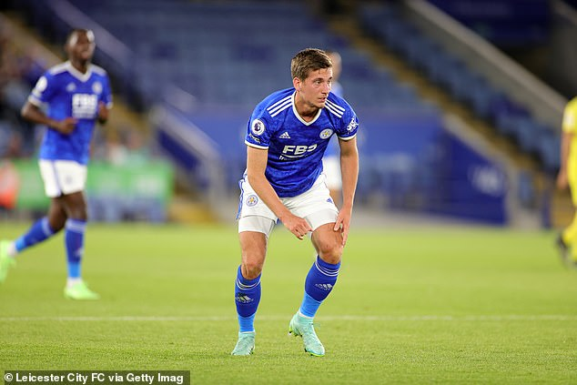 Praet is surplus to requirements at Leicester this season and will head to Serie A instead