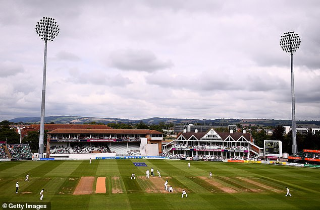 There is nothing really left to play for in divisions two and three of the County Championship