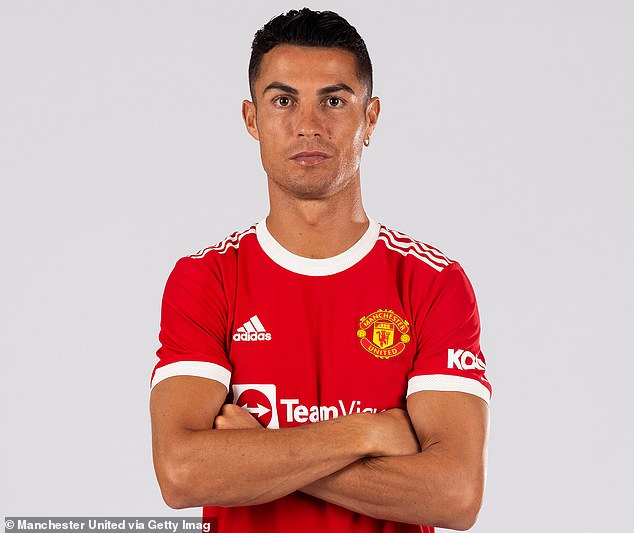 Ronaldo departed United in 2009 in an £80m transfer to Real Madrid but has now returned