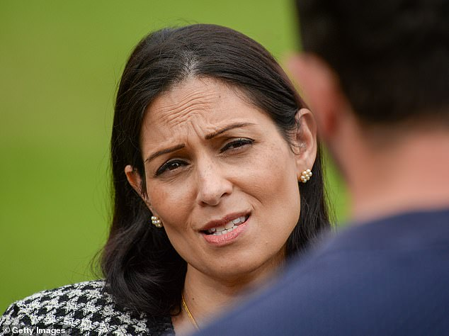 In July, Home Secretary Priti Patel announced a new deal to speed up the way Albanian criminals and failed asylum seekers are returned to their home country