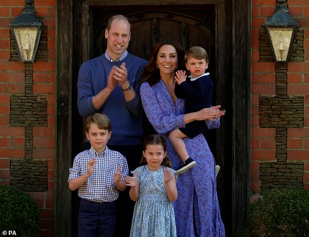 Counsellors of State include the Sovereign's spouse and the next four people in the line of succession who are over 21, including Prince William