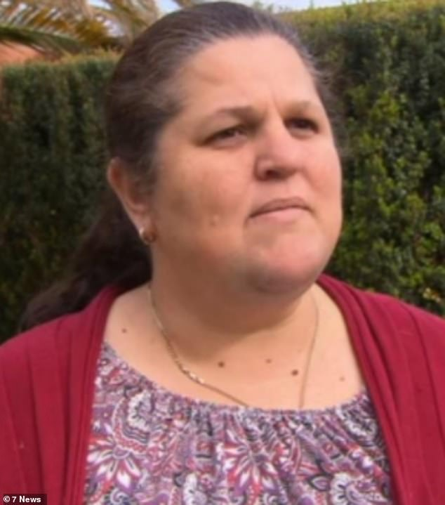 Natalie, the mother of Mr McCormack paid tribute to her son and thanked those that tried to save him on the side of the freeway