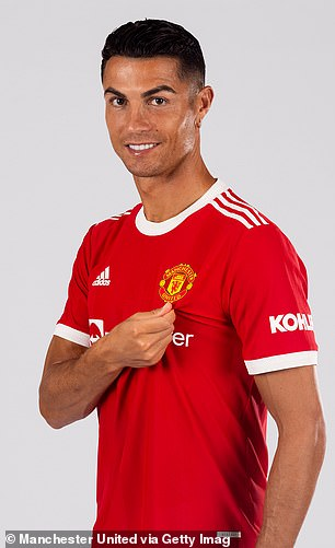Cristiano Ronaldo re-joined Manchester United this summer