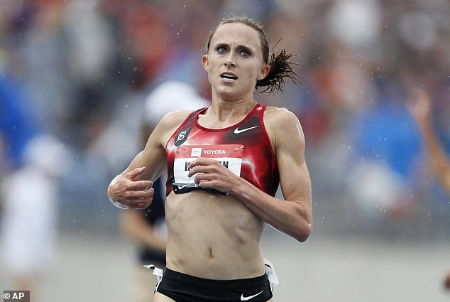 US distance runner Shelby Houlihan has lost her appeal against her four-year drugs ban for a failed steroid test, CAS announced on Wednesday