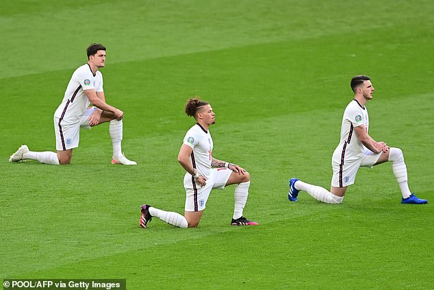 England players are planning to take the knee before their World Cup qualifier against Hungary