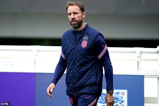 Hungary fans are expected to boo the gesture, but Southgate wants his side to 'get our own house in order' before they look to others