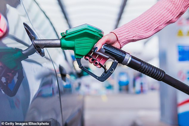 Industry leaders said they had been 'emptying their tanks as fast as we could' ahead of the rollout - which left them short during the recent panic buying (file photo)