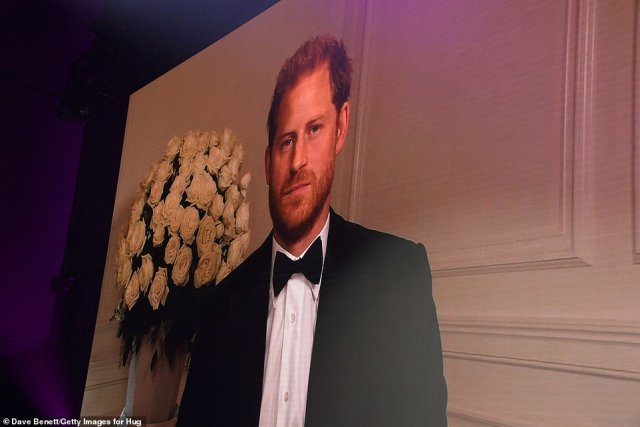 Prince Harry blamed 'those who peddle lies and fear' in the news and on social media for vaccine hesitancy