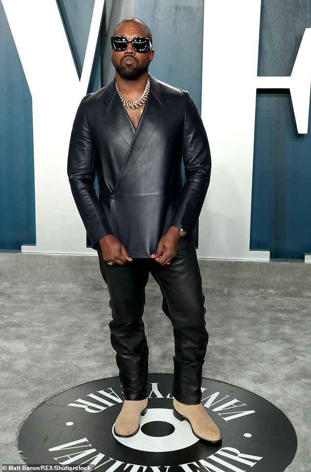 This may happen?  The rapper's track Hurricane - one of the takeaways from his latest album, Donda - also inspired rumors of infidelity with its suggestive lyrics.