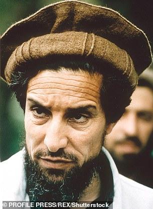 Ahmad Shah Massoud was murdered by Osama bin Laden's Al Qaeda network in 2001