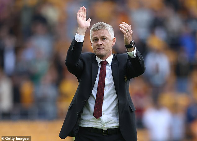 His early release will be a boost for Manchester United boss Ole Gunnar Solskjaer