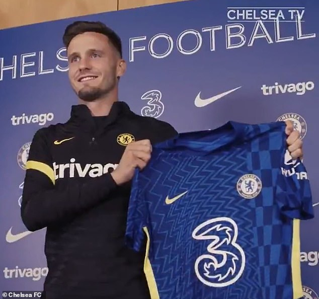Saul Niguez will wear the No 17 shirt for Chelsea this season after joining the club on loan