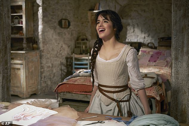Fairytale:The musical comedy stars heavyweights including Camila Cabello as Cinderella