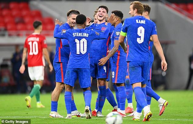 England's 4-0 thrashing of Hungary had pundit Roy Keane raving as he hailed their attitude