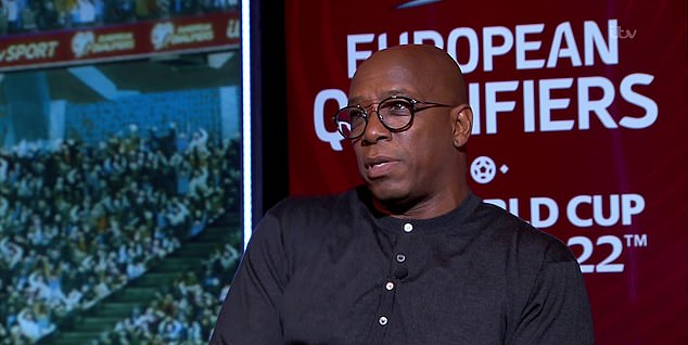 Ian Wright insisted governing bodies don't care enough to deal with the problem