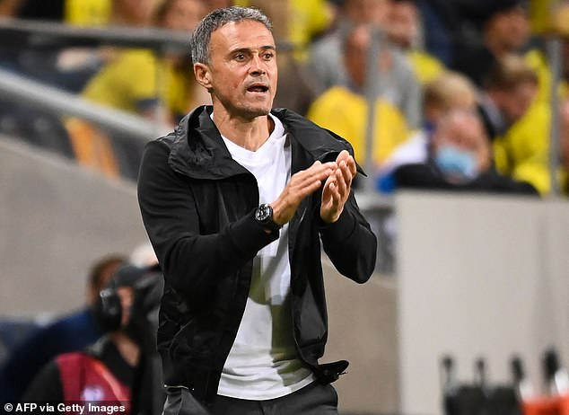 Spain boss Luis Enrique said his side lost too many individual battles after they were beaten in a World Cup qualifier for the first time since 1993