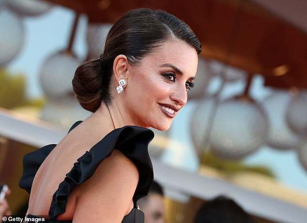 Pictured: Penelope Cruz gives a scorching performance in Pedro Almodovar's Parallel Mothers