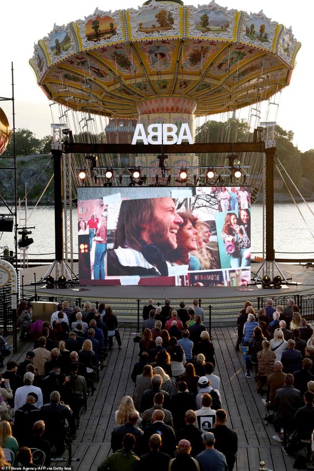 Live: A Voyage event was held at Grona Lund, Stockholm, to celebrate the occassion