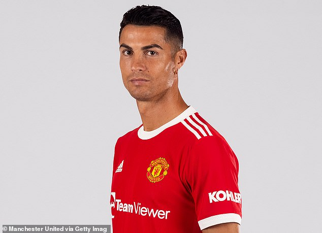 Manchester United finally confirmed the Portuguese forward's arrival on transfer deadline day