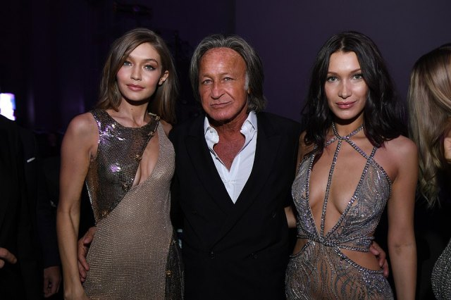 Hadid is the father of supermodels Gigi (left) and Bella. He says he's too broke to pay the $5 million needed to demolish the mansion, which is under a two-year-old order to be torn down by a different judge