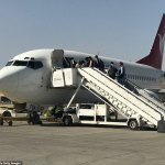 Afghanistan's new rulers restart domestic flights from Kabul airport amid cash crisis 💥👩💥