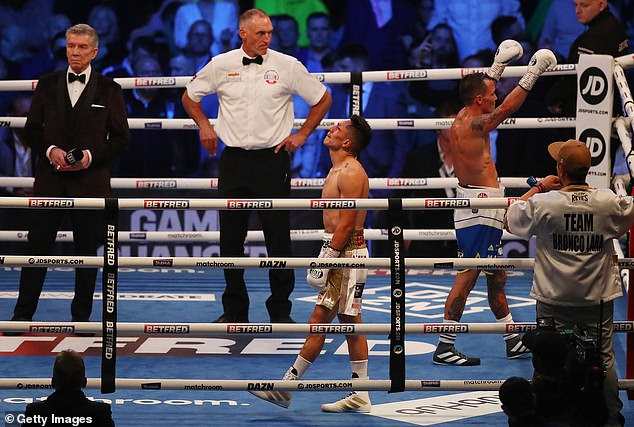 The technical draw increases the possibility of a third fight between the boxing rivals