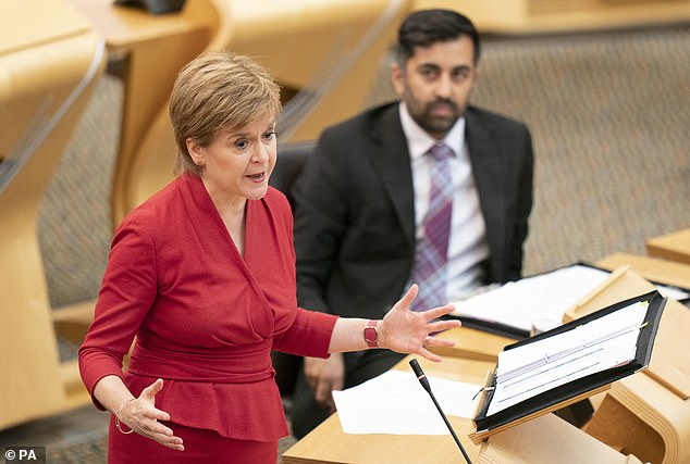 Advisers at No 10 and the Cabinet Office have been seeking to side-line Ms Sturgeon at this year's climate change conference, according to leaked messages