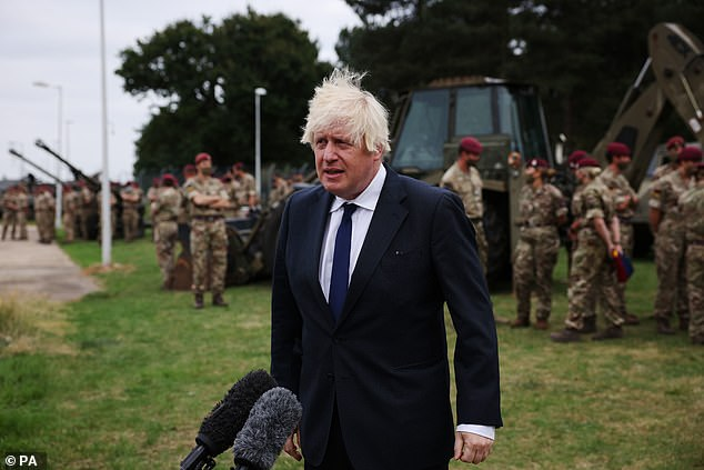 Mr Johnson should 'neutralise' the First Minster by including other devolved leaders where possible, the aides said