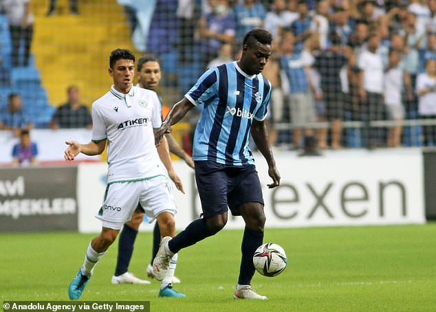 Roberto Mancini lamented Mario Balotelli's downward spiral in his career as 'disappointing'
