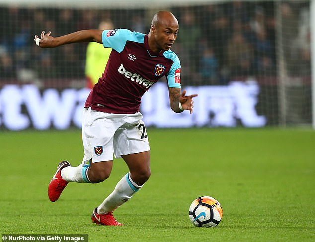 Andre Ayew was so-so after arriving from Swansea but he soon raced back to South Wales
