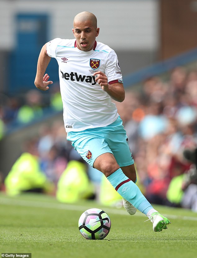 Sofiane Feghouli possessed some clout in Europe when he arrived but left with just four goals