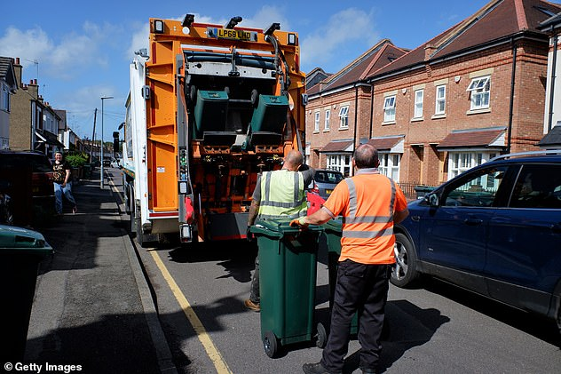 At least 18 councils are experiencing disruption to bin collections due to driver shortages