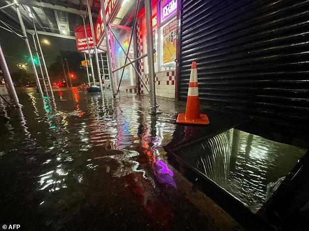 Rainfall from Hurricane Ida flooded countless New York City basements